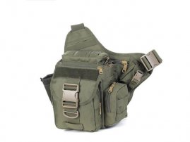 Outdoor Sling Bag / Multipocket Chest Bag for SLR / DSLR / Camera / Photo Lenses