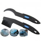 Bike / Bicycle Chain Wheel Cleaner / Cleaning Scrubber Brush Tool Kit