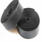 Non-Slip / Soft Carbon Fiber PU Leather Road Bike Handlebar Tape / Bicycle Bar Tape Wrap