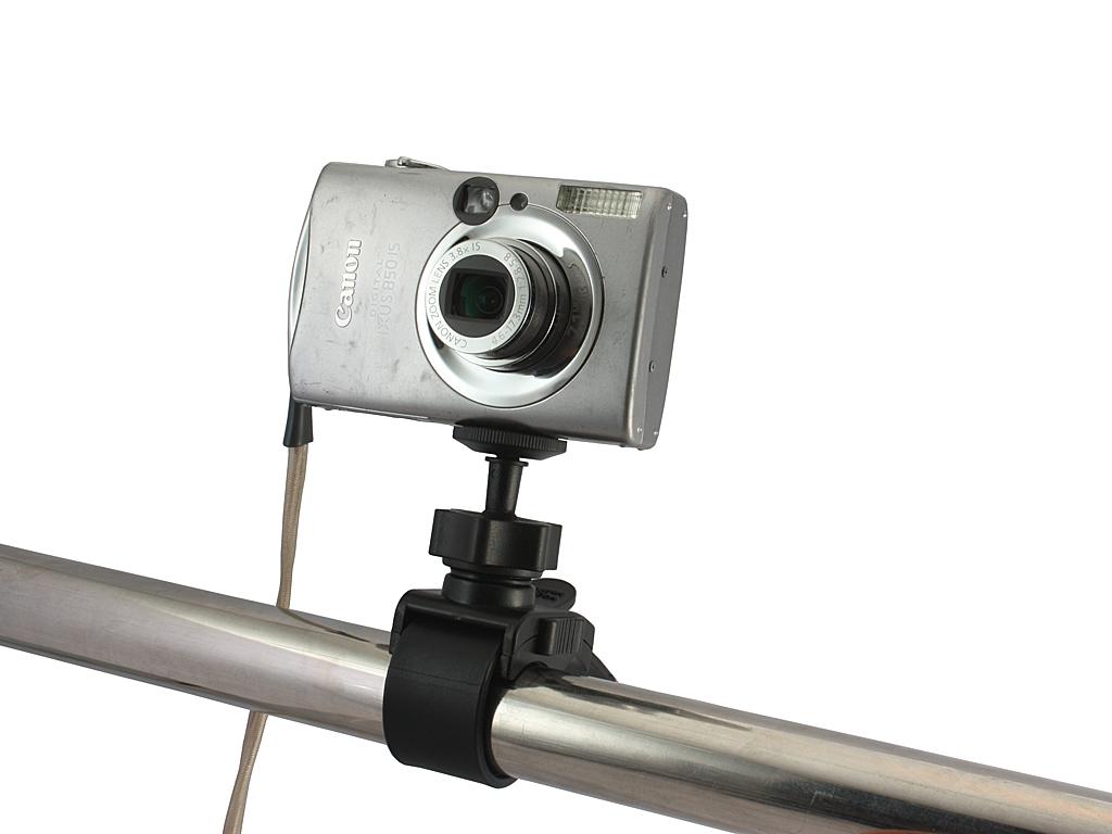 Quick-Release Bike / Motorcycle Rollbar Strap Mount for Cameras / SLR / DSLR / DC / Blackbox