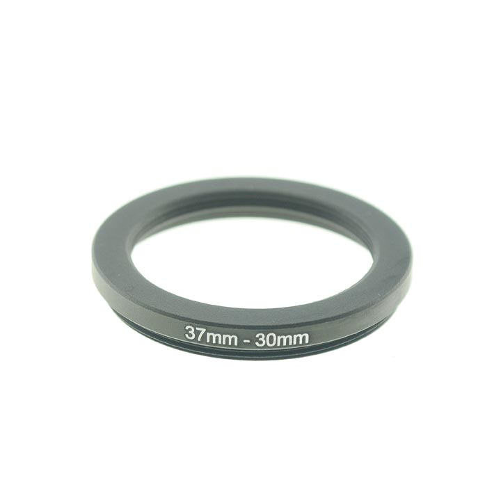 Photography 37mm to 30mm Step-Down Lens Adapter Ring For Filters