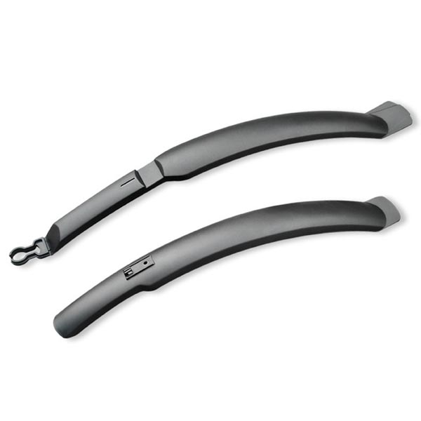 Easy-Install Bike Front and Rear Fender (Mudguard / Mud Guard)