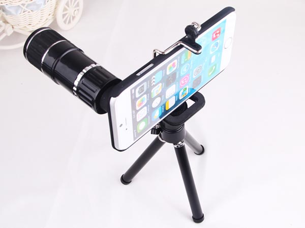 quite nice 1abab 66f35 Hautik 12X Telephoto (Fixed Zoom) Lens for Apple iPhone 6s PLUS ...