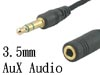3.5mm Audio Cables / Adapters