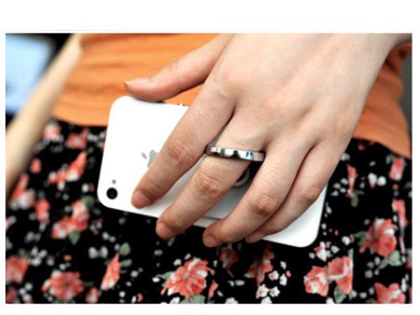 Anti-Drop / Anti-Theft Sticker / Ring for iPhone / iPad / Samsung Galaxy / Sony / LG Smart Phones