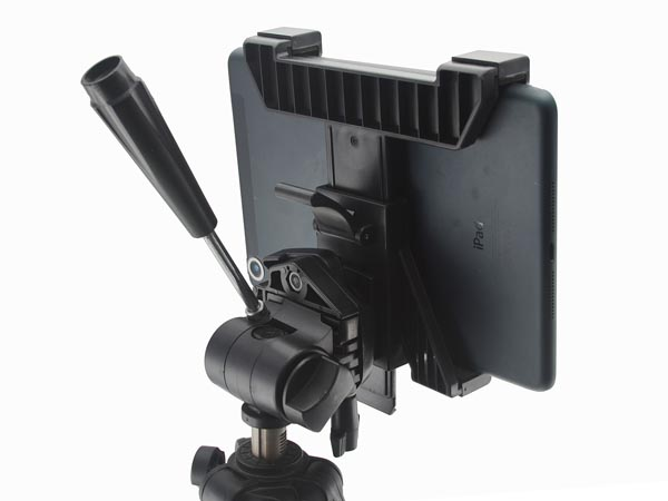 Microsoft Surface Pro / iPad Pro / Galaxy Tab Pro Holder, Mount with Adapter Ready for Camera Tripod