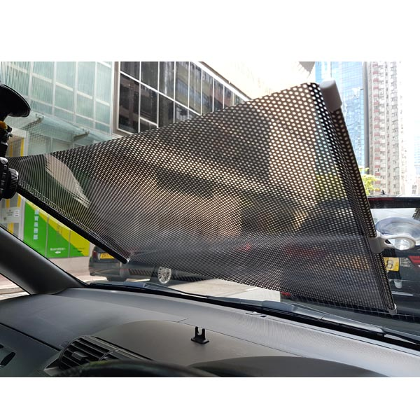 Retractable Windshield Sun Shade Roller Curtain (40x60cm) for Car   Truck    SUVs 9245576a579