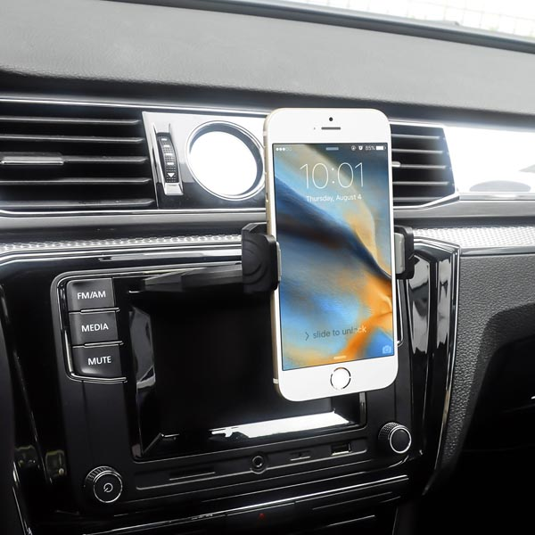 CD Slot Blade Mount for iPhone / Smartphone