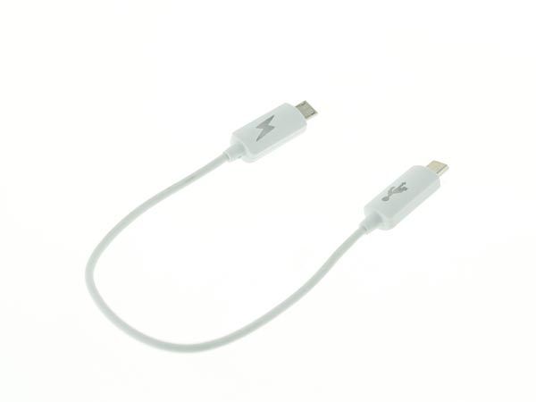 Charging and OTG Cable from an Phone (Micro USB) to another phone (Micro USB)