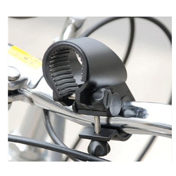 Firm Bicycle Flashlight Mount / Bike LED Torch Holder