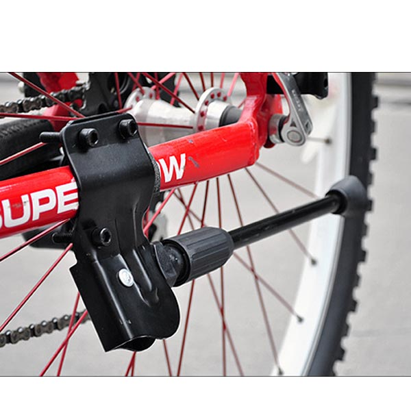 Bike / Bicycle / Cycling Rubber Foot Aluminium Alloy Kickstand Side Holder / Foot Stand