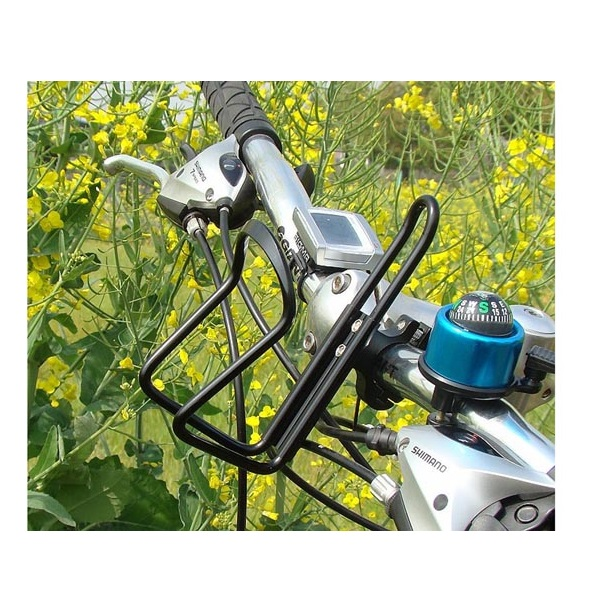 Aluminum-Alloy Made Bicycle Handlebar / Bike Frame Water / Coke / Drink / Bottle Cage (Mount)