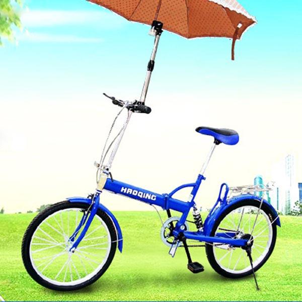 Solid Umbrella Bracket Plank for Bicycle / Electric Bike / Pipe / WheelChair / Stroller / Baby Pram