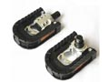 Universal Foldable (90-deg angled) Pedals for MTB / Mountain Bike / Road Bike / BMX