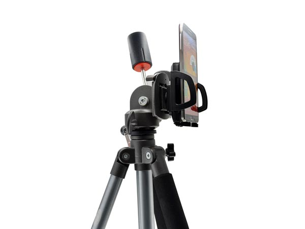 Smartphone Camera Tripod Mount / Holder for Samsung, Huawei, XiaoMi, Oppo, Vivo Smar Phone / iPhone - Click Image to Close