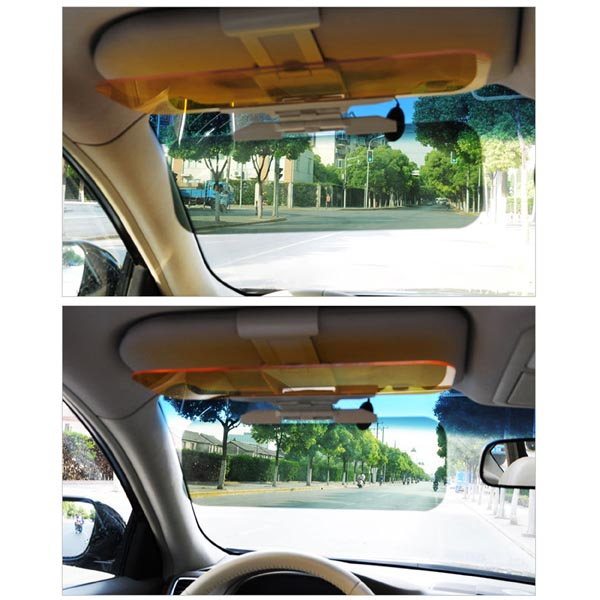 2-in-1 Anti-glare All-weather Driver Vision Protection Goggles