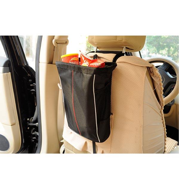 Car Seatback Holder / Organizer for Snacks / Water Bottle