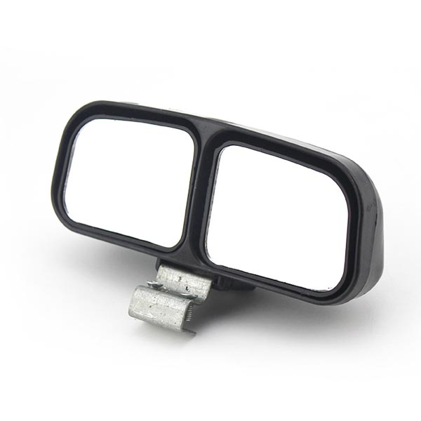 Car Right / Left Wide Angle Rearview Dual Adjustable Blind Spot Mirror