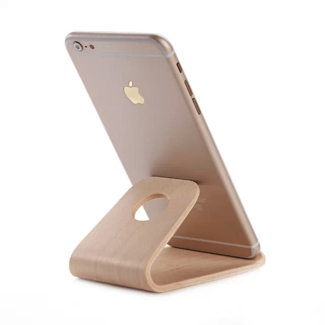 Wooden Stand For Iphone Huawei Samsung Galaxy Lg Sony Xperia Htc