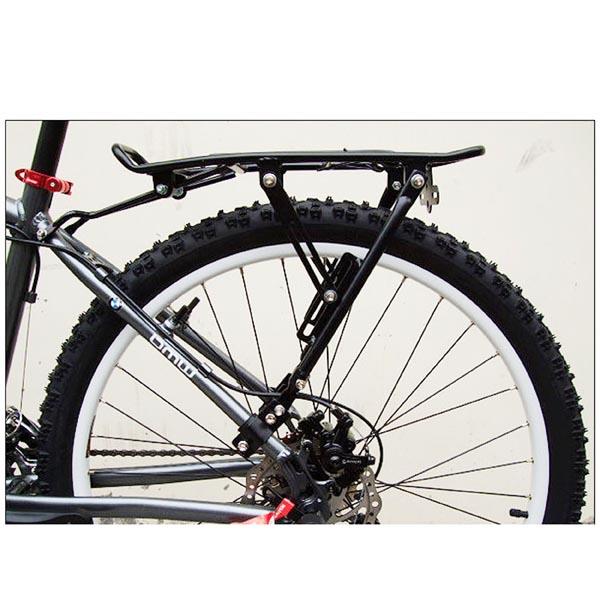 Frame-Mounted Bike Carrier Rack / Cargo Rack / Rear Rack / Bicycle Carrier Cargo