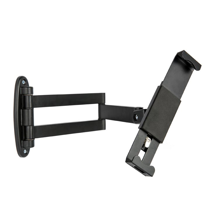 "Articulating Wall Mount with Anti-Theft Secure Lock for iPad Pro 12.9"" / Galaxy Pro 12.9"" Tablets"