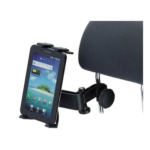 Universal Car Headrest mount Holder cradle for iPad Ai / iPad 4 / Galaxy Note / Amazon Kindle Fire