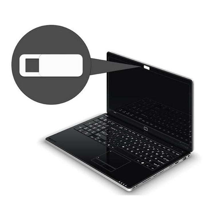 Rectangular Ultra Thin Aluminum Web Camera Cover for Computer Laptop Macbook Smartphone iPhone iPad