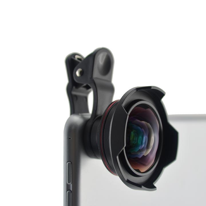 Hanger-Clip Full Frame Wide Angle Lens / SharpEye Lens for iPhone / iPad / Smartphones / Tablets