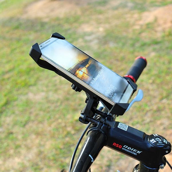 Universal Samsung / LG / HTC / Sony Phone / iPhone Secure Bike Mount / Motorcycle Mount