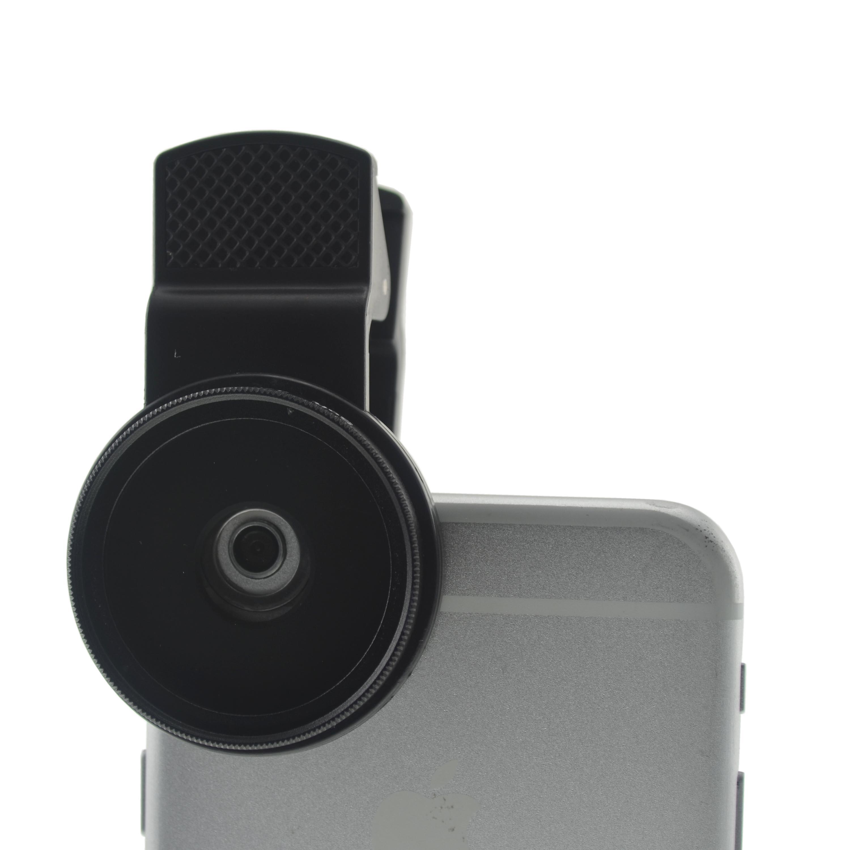 Cloth-Clip Pro 37mm Thread Soft Focus Filter Lens / Diffuser Lens for iPhone / iPad / Cell Phones