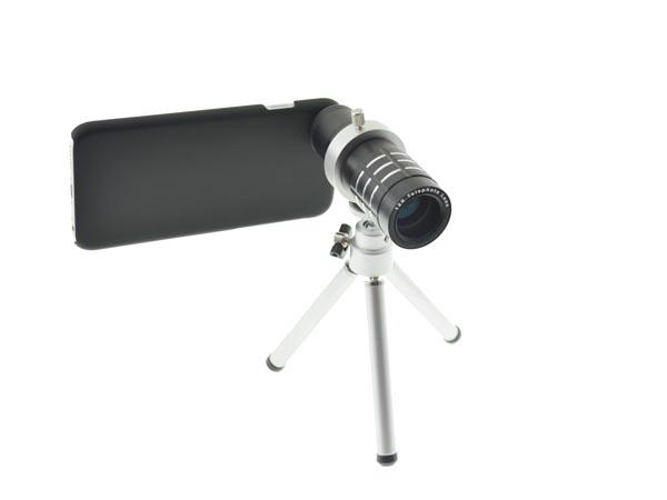 Long range zoom telescope telephoto lens for apple iphone s