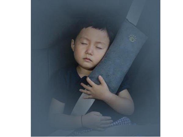 Children Car Soft Seat Belt Shoulder Pad / Support Pillow