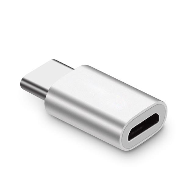 Micro USB to USB Type C (USB 3.1 / USB-C) Converter / Adapter