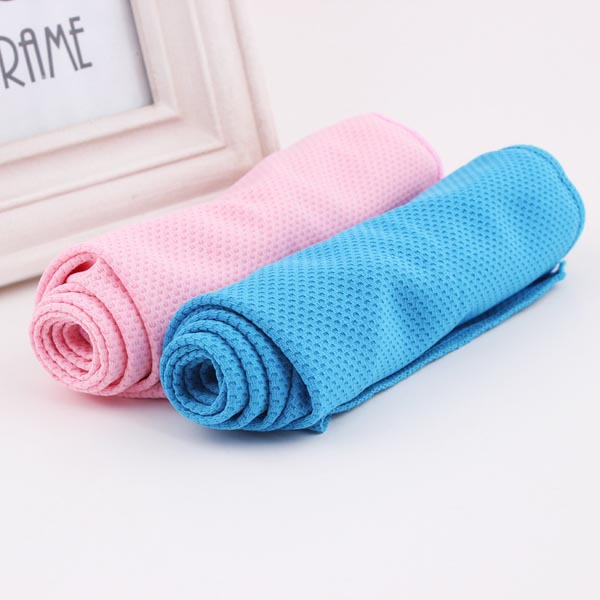 Microfiber Towel / Instant Cooling Towel for Sport / Cycling / Travel / Hiking / Jogging