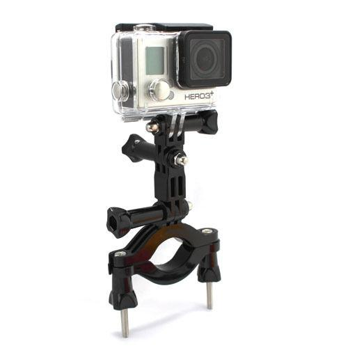 Left/Right, Front/Back Swivel Bike Handlebar / SeatPost / Roll Mount for Camera & GoPro Hero / HD