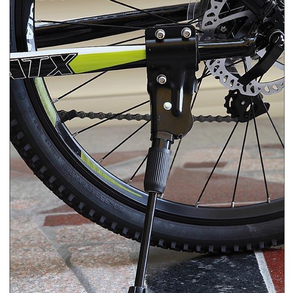 Aluminum Alloy Mountain Bicycle / MTB / Road Bike Kickstand