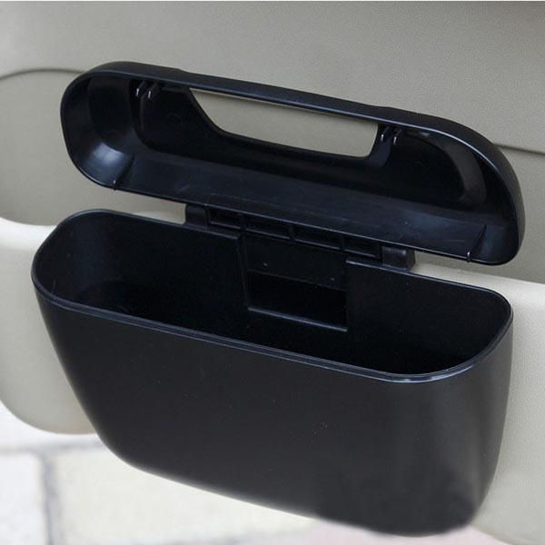 Multi-Purpose Can for Vehicle / Vehicle-Mounted Trash Bin / Storage Basket