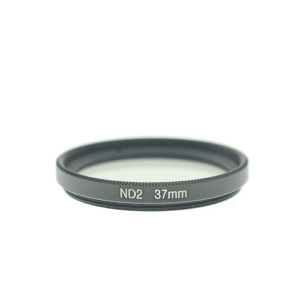 37mm SLR NDx2 ND2 Neutral Density Filters (ND Filter Lens)
