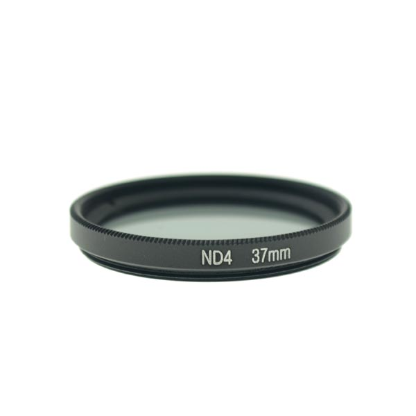 37mm SLR NDx4 ND4 Neutral Density Filters (ND Filter Lens)