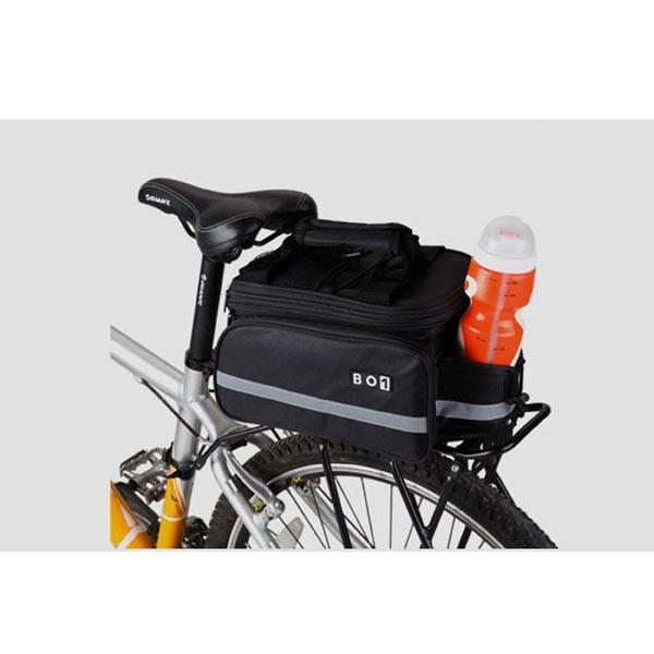 2-in-1 Roswheel 14423 BOI Rear Seat Trunk Bag / Pannier Rear Rack Pack / Shoulder Bag / Handbag