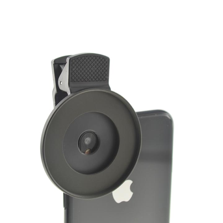 Samsung Android Phones / iPhones 37mm and 58mm Thread Lens Adapter Mount / Clip / Holder