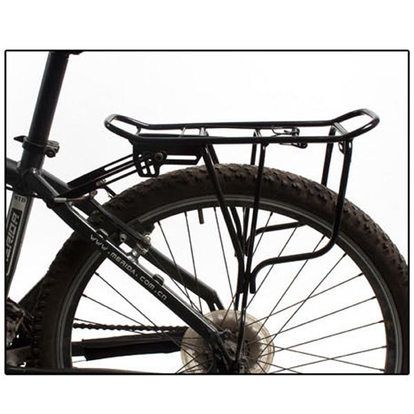 Seatpost-mounted / Carrier Rear Mount / Cargo Rack for Commuter Bike / MTB / BMX / Road Bike