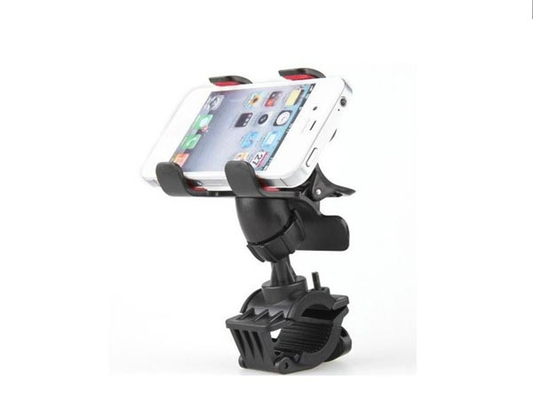 Tough Bike Mount for Samsung Galaxy S, Galaxy Note, iPhones, Sony, LG, HTC / Alcatel, Smart Phones