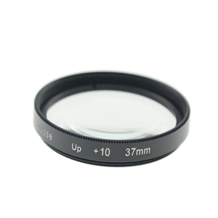 37mm Thread 1X / 2X / 4X / 8X / 10X Close-Up Lens
