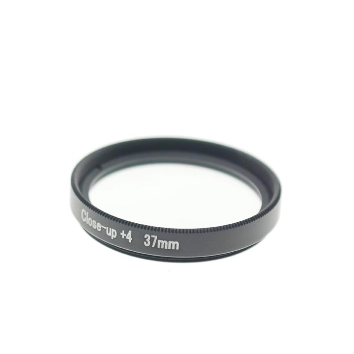 37mm Thread 4X Close-Up Lens