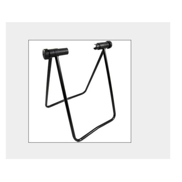 Triangle Bike Workstand / Repair Stand / Display Ground Stand / Storage Stand