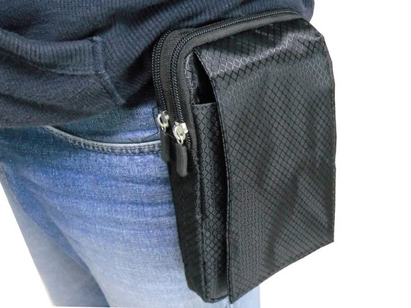 Waterproof Multipurpose iPhone / Cellphone / Wallet Belt Holster Pouch / Pocket / Bag