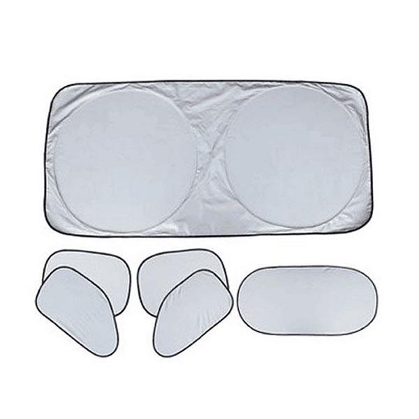 Windshield Sunshade / UV Protection and Heat Block / Car Windshield Glass Sun Visor
